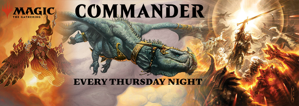 Thursday Night Commander
